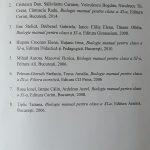 Tematica și Bibliografia